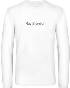 Ray Bronson warm long shirt planet weiss