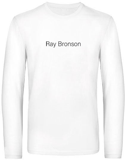 Ray Bronson warm long shirt planet weiss